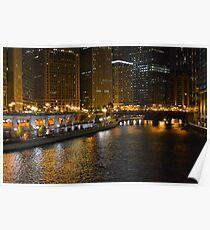 Chicago After Dark Poster