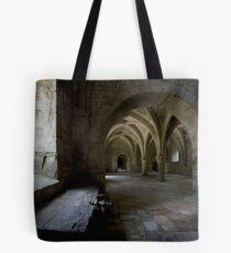 Fontenay Abbey Tote Bag