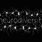 Neuron Diversity - White and Black by Amythest Schaber