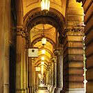 Lights of the GPO by Mark  Lucey