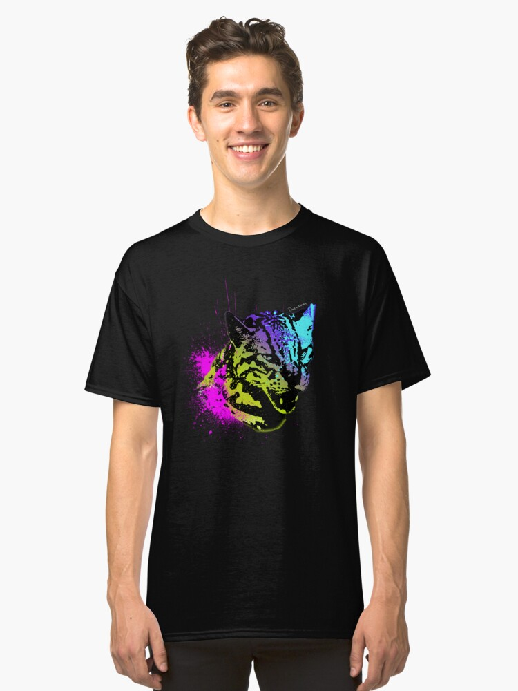 Ocelot  Classic T-Shirt Front