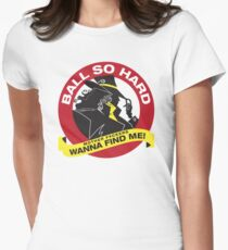 Carmen Sandiego - Everybody wanna find her Womens Fitted T-Shirt