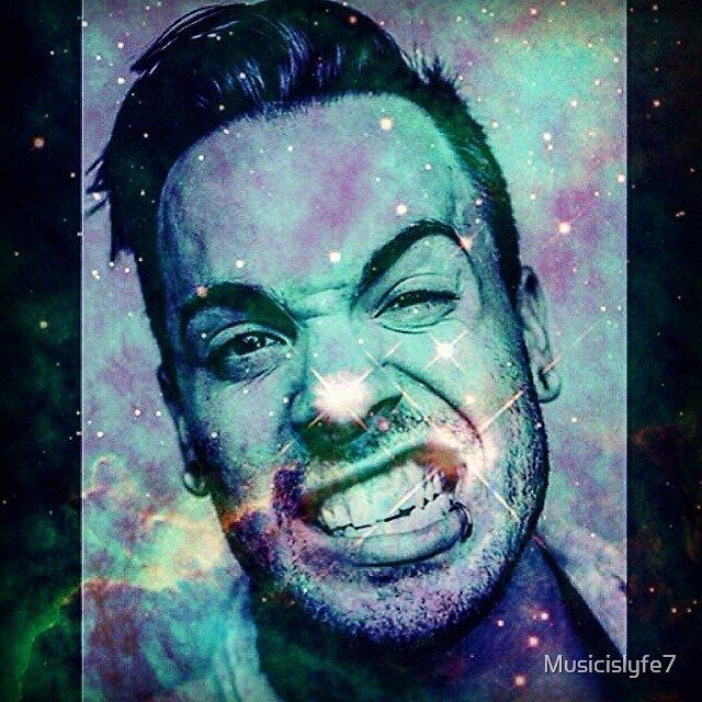 Cody Carson Galaxy  by Musicislyfe7