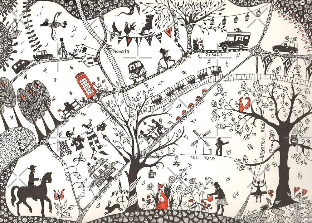 Tadworth by Judit Matthews