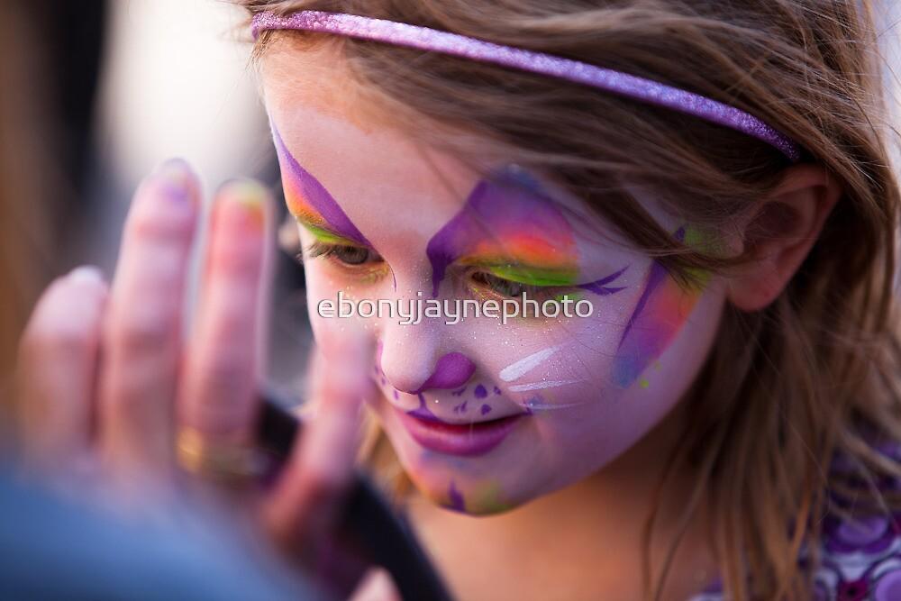 Reflections in the Eye of a Child by ebonyjaynephoto