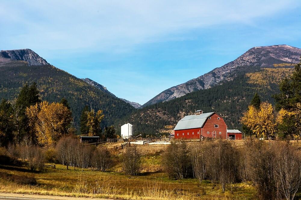 The Ruffato Ranch by Bryan D. Spellman