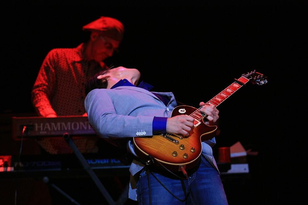 Guitar hero by Stephen Denham