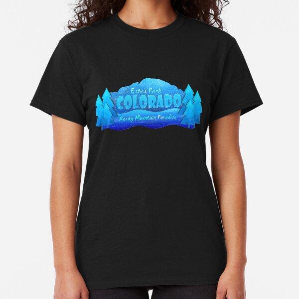 Rocky Mountain Paradise Tee Classic T-Shirt