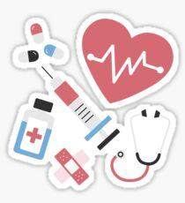 Medical Medicine Design Sticker