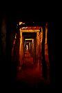 Burra Mine Tunnel by Penny Kittel