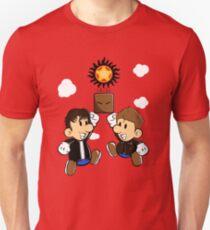 Supernatural Bros. (no text) T-Shirt
