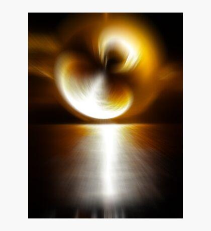 Sunstorm Photographic Print