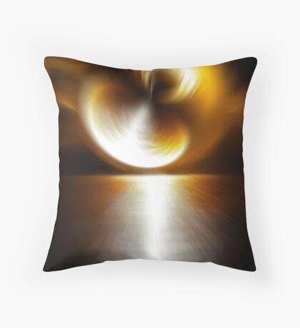 Sunstorm Throw Pillow