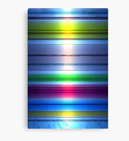 Spectral Colors Canvas Print