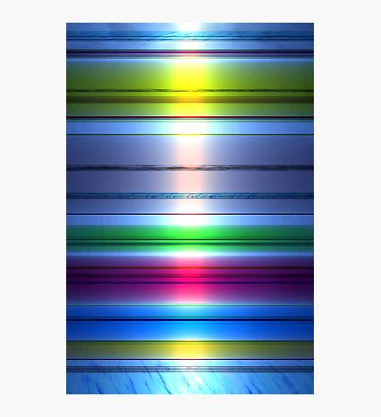 Spectral Colors Photographic Print