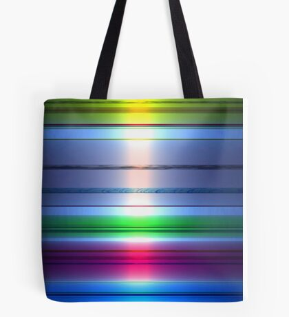 Spectral Colors Tote Bag