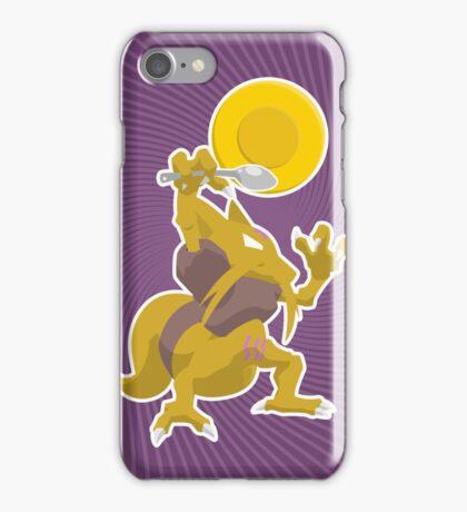 Marsh Badge Kadadra iPhone Case/Skin