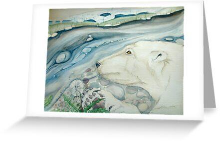 Polar Bear by easkeysurf
