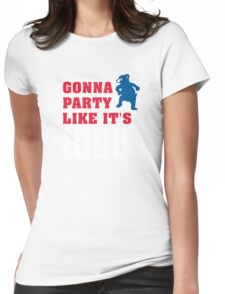 Chicago Cubs - Gonna Party like it's 1908 Womens Fitted T-Shirt