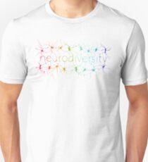 Neuron Diversity - Alternative Rainbow Unisex T-Shirt
