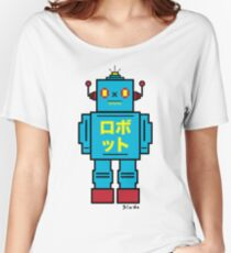 SCULL BOT Women's Relaxed Fit T-Shirt