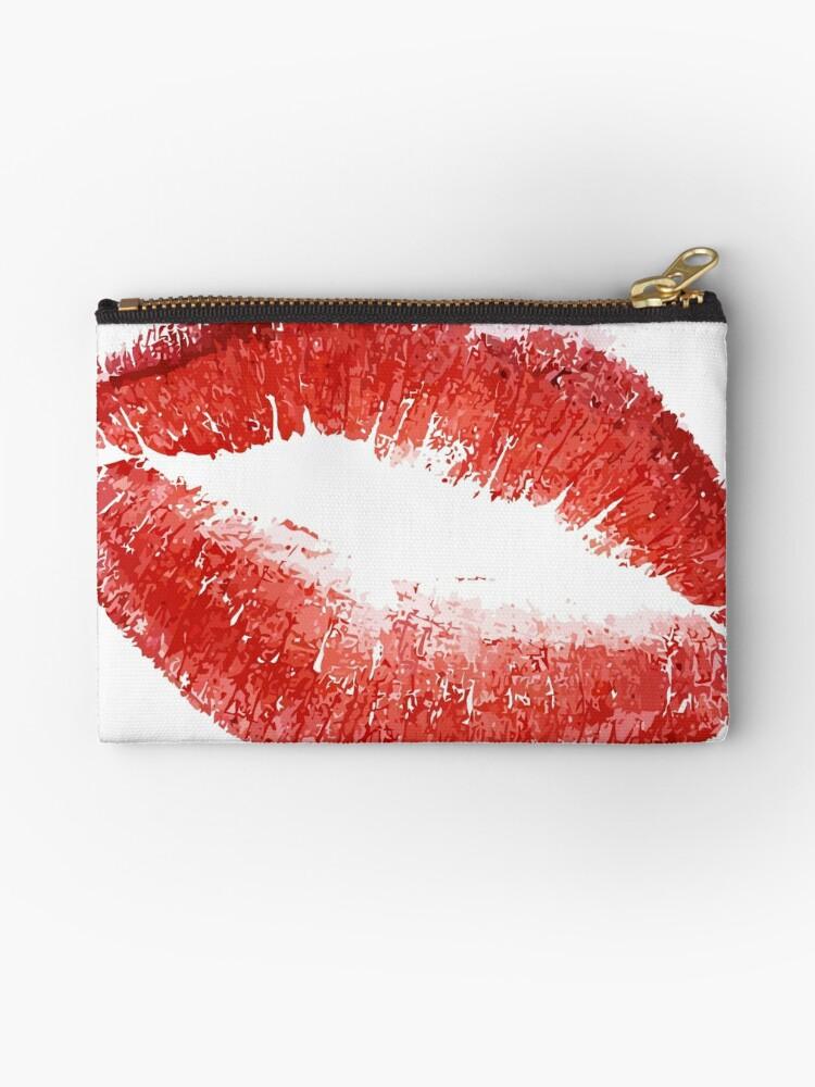 Coole Lippen Täschchen Von Magicroundabout