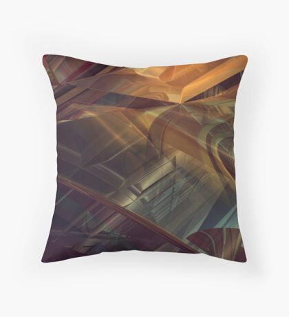 Streets of Desires #1 Throw Pillow