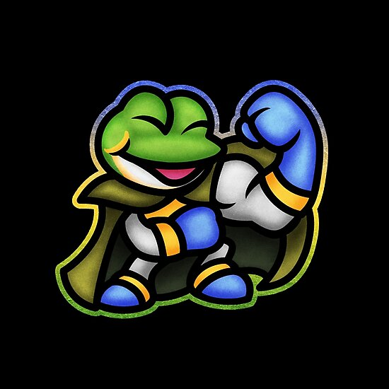 Frog Wins! by likelikes