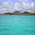 Turquoise Waters ready to be Explored by MarkySA