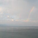 Rainbow above the Bahía de Banderas/Puerto Vallarta by PtoVallartaMex