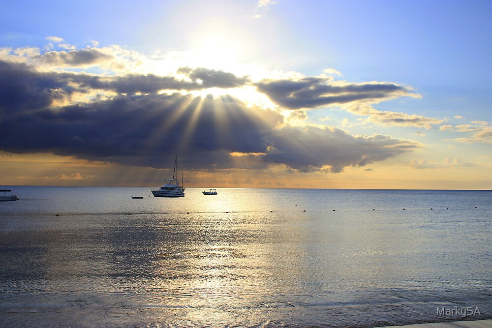 Magical Mauritius by MarkySA