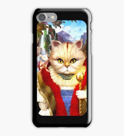 The Cat Rat King iPhone Case/Skin
