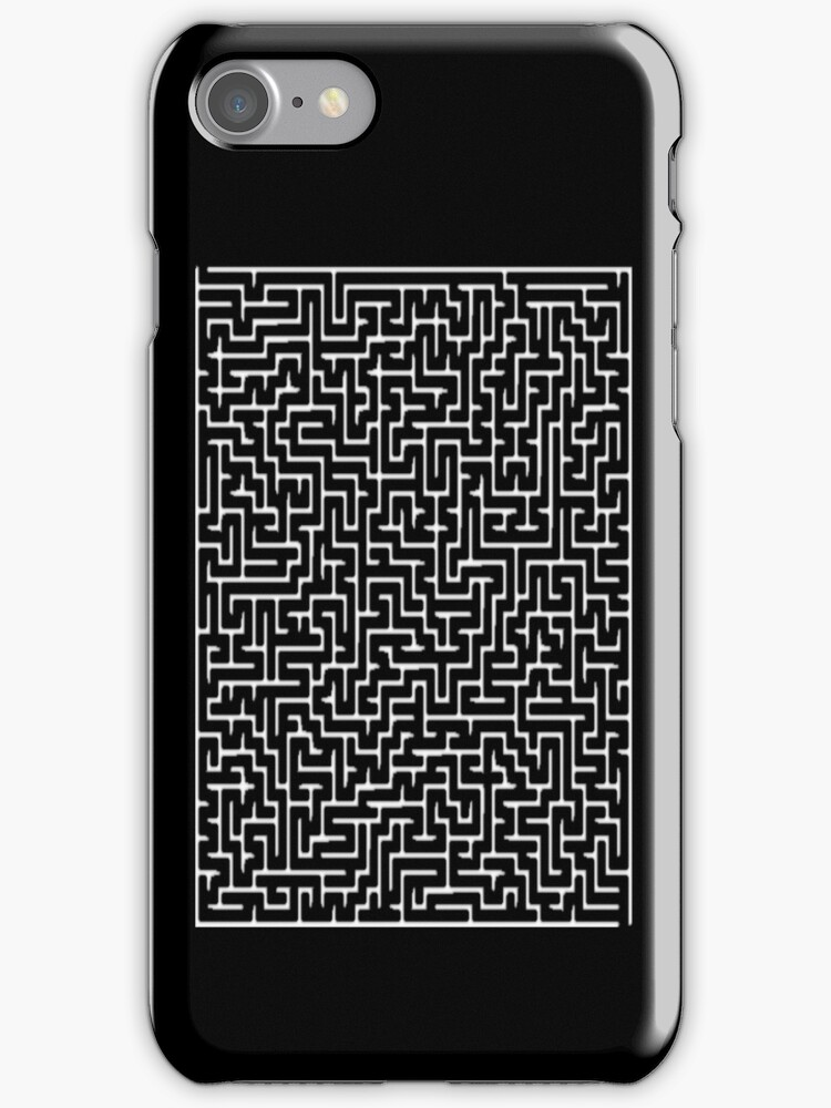 Maze Puzzle by Kipno