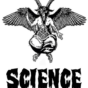 Science is the devil by DungeonDork