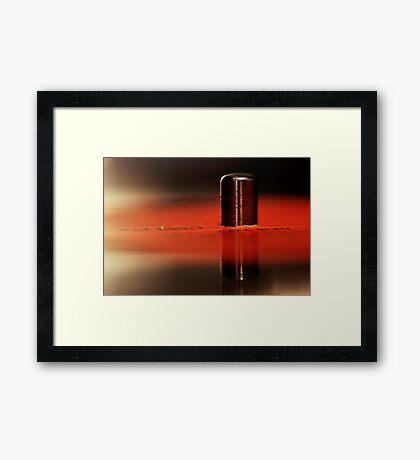 Paul Weller can't do wrong... Framed Print