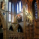 TRURO CATHEDRAL - APSE (WEST) by AndyReeve