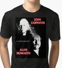 John Carpenter In Association With Alan Howarth Tri-blend T-Shirt
