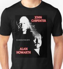 John Carpenter In Association With Alan Howarth T-Shirt