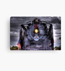 Centennial Locomotive Canvas Print