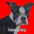 J.L. Marotta 's 'Seasons Greetings' by Art 4 ME