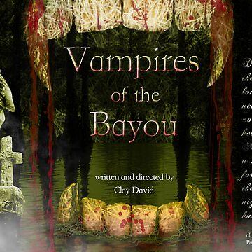 Vampires of the Bayou by DeepRedTiger