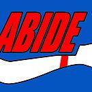 ABIDE logo - Air Lebowski II by sinistergrynn