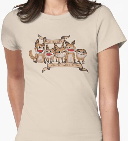 Loth Cats Against Imperialism T-Shirt