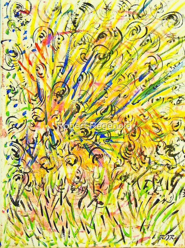 """""""Erupting Colors"""" by Robert Regenold"""