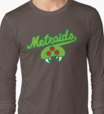 THE METROIDS Long Sleeve T-Shirt