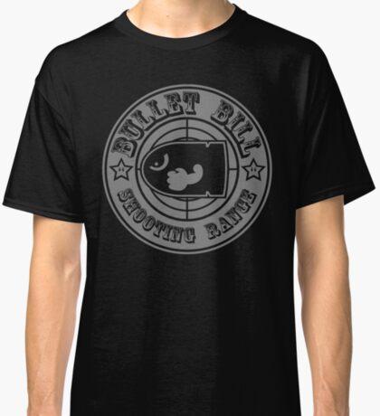BULLET BILL SHOOTING RANGE Classic T-Shirt