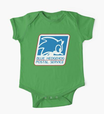 BLUE HEDGEHOG POSTAL SERVICE Kids Clothes