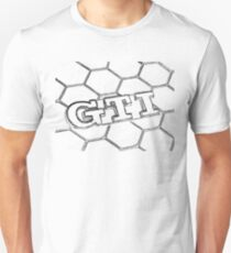 Camiseta unisex GTI