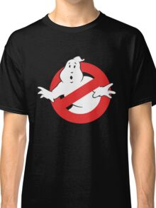 Ain't Afraid of No Ghost Classic T-Shirt