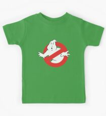 Ain't Afraid of No Ghost Kids Tee